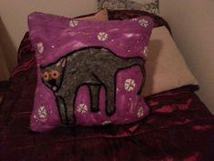 Kissa tyyny