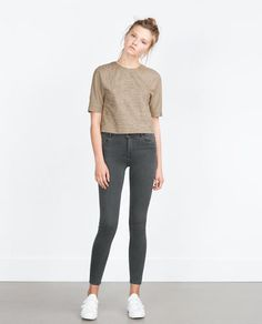 Image 1 of REFORM JEANS from Zara