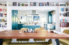 DOMINO:How a 100-Year-Old LA Home Went From Old-School to Modern Glam