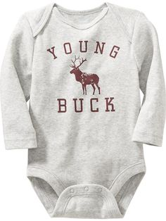 Shop Old Navy's collection of bodysuits and tops for your baby boy. Old Navy is your one-stop shop for stylish and comfortable baby clothes at affordable prices. Little Babies, Cute Babies, Babies Stuff, Oh Deer, Everything Baby, Baby Kids Clothes, Baby Time, Baby Fever, Future Baby