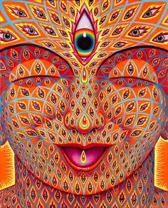 Visionary Salon: Zig Zag Zen with Allan Badiner, Alex Grey, & Allyson Grey - Chapel of Sacred Mirrors Tears In Eyes, Tears Of Joy, Psychedelic Art, Allyson Grey, Alex Gray Art, Psy Art, Mystique, Visionary Art, Sacred Art