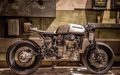 See this Instagram photo by @caferacerteam • 1,548 likes