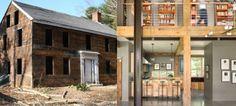 Ισως η εκπληκτικότερη μεταμόρφωση: Ετοιμόρροπος αχυρώνας 200 ετών έγινε υπέροχο industrial σπίτι [εικόνες]