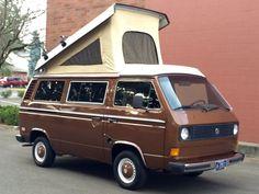 1980 Volkswagen Bus/Vanagon WESTFALIA