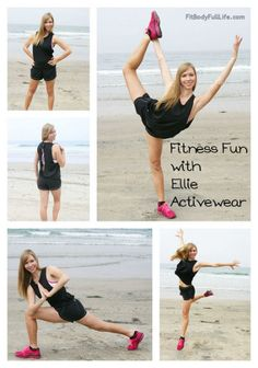 My daughter and I both value staying physically fit ... and we found a line of affordable activewear that we both love! We're now Ellie Ambassadors and are having a great time together with it. Here's my daughter's review http://fitbodyfulllife.com/2013/03/fitness-fun-with-ellie-activewear/# and my review http://raisingfigureskaters.com/2013/03/16/my-daughter-and-i-love-ellie-activewear/