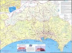 Image result for great maps of Cannes
