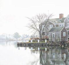 South Mill Pond Marcia Lee Jones