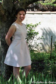 beladone Ma robe rétro à pois - les lubies de louise-11