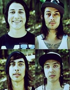 1. A picture of your favorite band