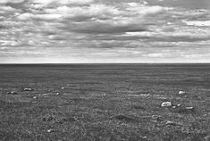 the high plains - a straight hundred mile walk on the canadian praire - 1974 - richard long