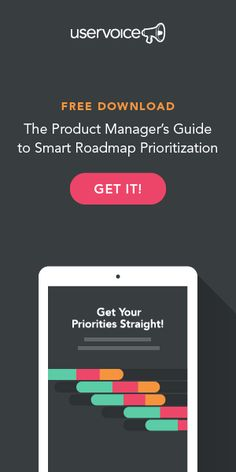 What's the Difference Between Your Product Roadmap, Product Strategy, and Product Vision? | UserVoice Blog