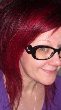 Love my red hair :)