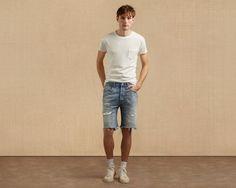 2c13ff1cc Levi s Vintage Clothing 1966 501 Jeans Cut-Off Shorta Shorts Jeans