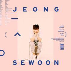 THE 1ST MINI ALBUM PART.1 'EVER' / 정세운 - genie