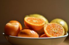eating citrus fruits has been linked to lower incidence of fibroid tumors