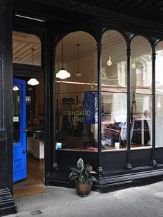 Curated Melbourne fashion outlet scours Europe and the US for must-have brands... http://www.we-heart.com/2014/08/21/the-standard-store-fitzroy-melbourne/