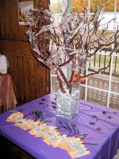 Wishing Tree  Halloween Baby Shower
