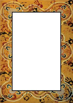 Partnerships Aboriginal Artwork Elements Copyright Free For Public Use Aborigianl Art Graphics Aboriginal Art For Kids, Aboriginal Education, Indigenous Education, Aboriginal History, Aboriginal Artwork, Aboriginal Culture, Indigenous Art, Page Borders Free, Page Boarders