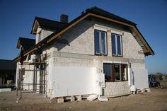 Budowa domu wg. projektu #Akacjowy z MGProjekt