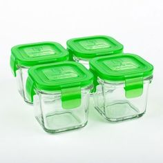 Wean Green Wean Cubes 4oz/120ml Baby Food Glass Containers - Pea (Set of 4) by Wean Green, http://www.amazon.com/dp/B005E7K3JC/ref=cm_sw_r_pi_dp_DGUMrb0EQYP32