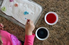 Playing House: Playing with Baking Soda