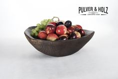 Bring beauty of nature into your home with Pulver&Holz by PulverandHolz Wooden Bowls, Mother Day Gifts, Serving Bowls, Decorative Bowls, Tableware, Home Decor, Wood Bowls, Dinnerware, Decoration Home