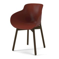 Bolia Hug Dining Chair With Oiled Smoked Oak Legs