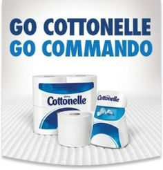 Cottonelle is daring you and a friend to Go Commando! Get a FREE sample of Cottonelle® with CleanRipple by daring a Facebook friend to Go Commando with you. No Facebook? Send an email! Don't want to share? Create an account and they'll send it right to ya! http://ifreesamples.com/take-go-commando-challenge/