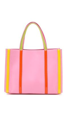 Moschino Cheap and Chic Leather Tote