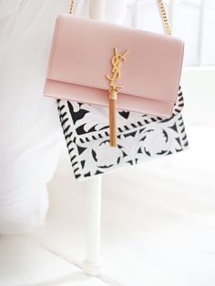 The Blush Pink Bag. | Kate La Vie | Bloglovin'