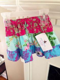 Check out this listing on Kidizen: New Eliza Kate Tiered Skirt