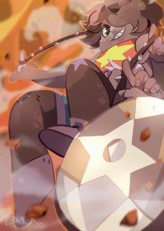 阿里七七's Smoky Quartz | Steven Universe | Know Your Meme