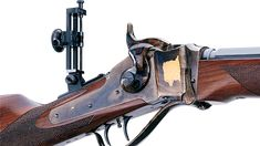 1874 Sharps Rifle | Uberti .45-70 Loading that magazine is a pain! Get your Magazine speedloader today! http://www.amazon.com/shops/raeind