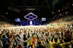 THON (thon.org) what penn state is all about.