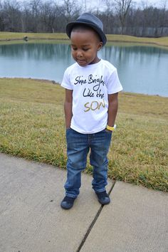 Shine Bright Like the Son T-shirt by KaAnsDesigns on Etsy
