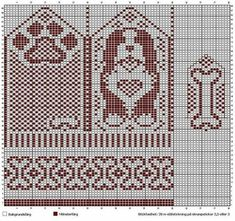 Knitting Graph Paper, Knitting Charts, Knitting Stitches, Knitting Patterns, Knitted Mittens Pattern, Knit Mittens, Knitting Socks, Baby Knitting, Wedding Cross Stitch Patterns