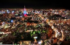 From Osaka to Tokyo by Stuck in Customs, via Flickr