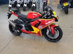 Just been shown this Heron Suzuki inspired GSX-R750. It's courtesy of our friends at Millenium Motorcycles in St. Helens. Check them out.