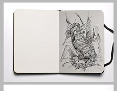 "Check out new work on my @Behance portfolio: ""Drawings"" http://be.net/gallery/57134757/Drawings"