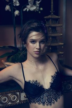 Breath Taking Beauties (by Elite Model), fashionfaves:  Anais Pouliot