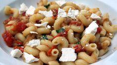 Roasted Pasta alla Norma (Roasted Tomato, Eggplant and Garlic Pasta).