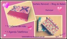 Balaio de Livros: Sorteio Renovat + Blog do Balaio: