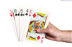 Real Big Playing Cards - Able2