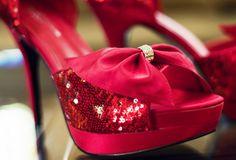 Rosey Sequins