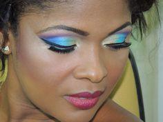 Maquiagem para o Carnaval - Rio 2014.