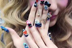 Nails Designs - Every thing great when your Nails Designs are cute