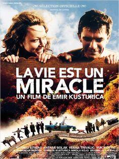 La vie est un miracle (2002) ~ 30e Cérémonie des Césars ~ César du Meilleur Film de l'Union Européenne