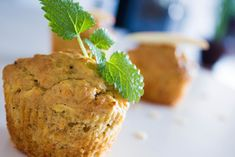 Sunne muffins med havre og eple