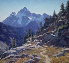 Plein Air Painters of America - Workshop - Matt Smith