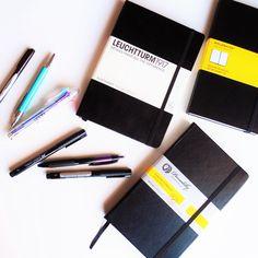popular bullet journal notebook options